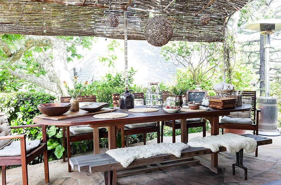 5 Ways to Refresh Your Patio For End-of-Summer Entertaining