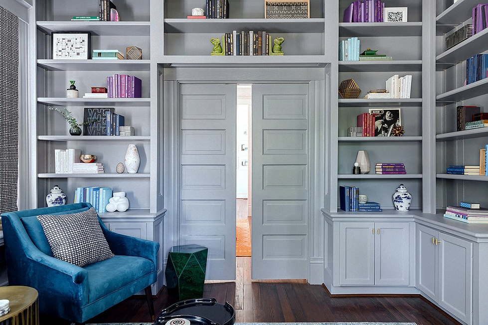 8 Fabulous Ideas For A Dream Home Library Decorist