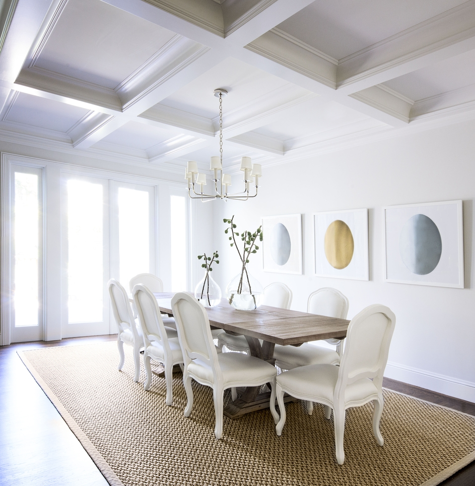 Dining Room Ceilings: 7 Gorgeous Wall Paint Ideas That Will Transform Your Home