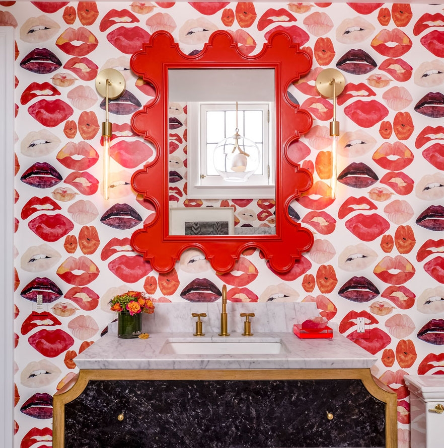 Small Bathroom Design Rules 4 rules for styling a small bathroom | decorist