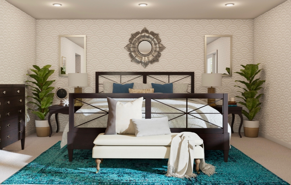 4 bedrooms in 4 boutique hotel styles decorist for Style hotel