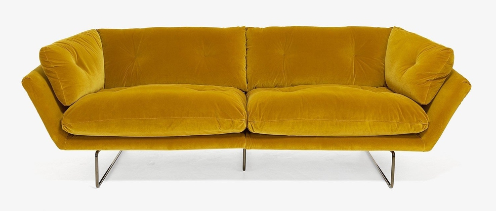 10 Sofas We Love Right Now - Funky Italian Flair
