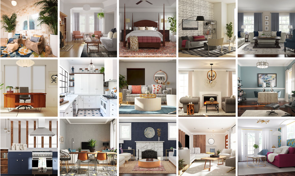 The Top 20 Rooms Of Fall