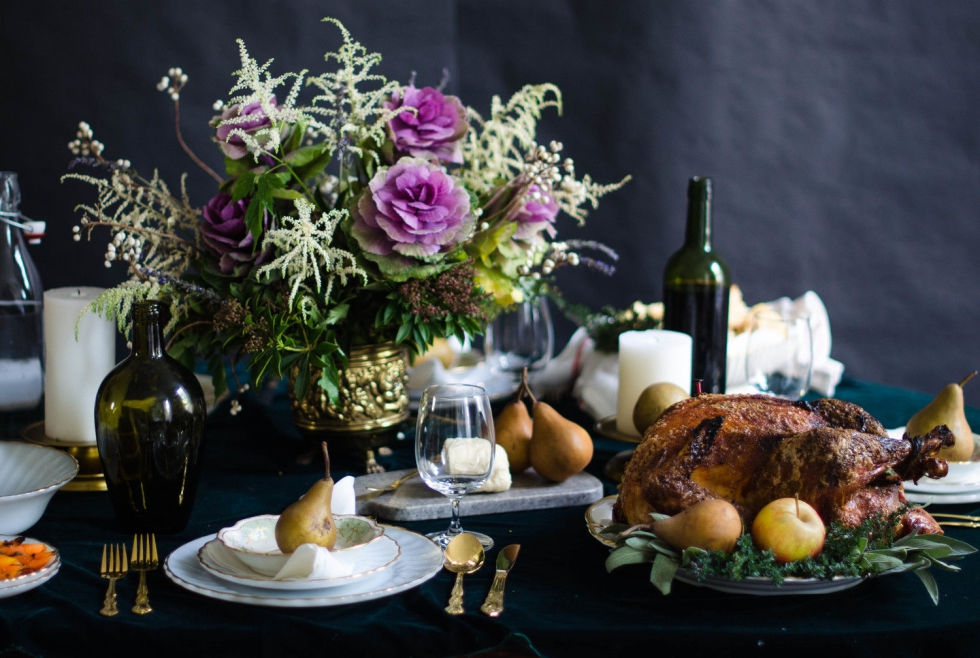 Beautiful Thanksgiving Tables designer tips to create a beautiful thanksgiving table   decorist
