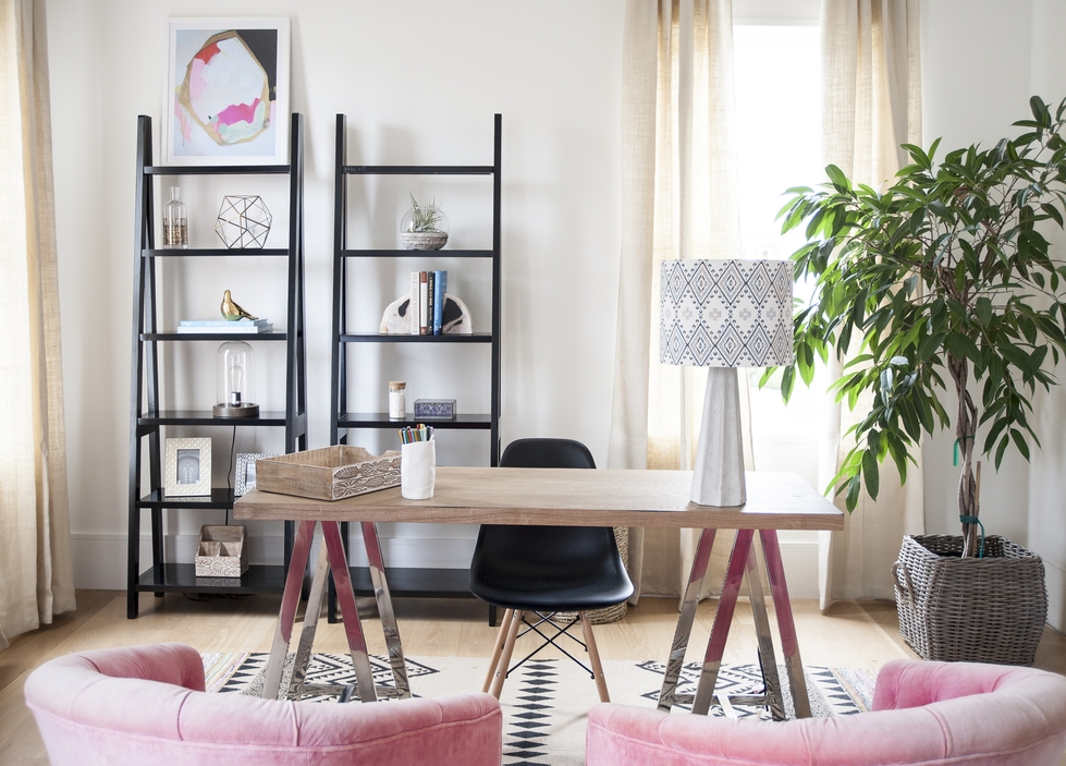 Beau Home Office Ideas: 7 Tips For Creating Your Perfect Work Space