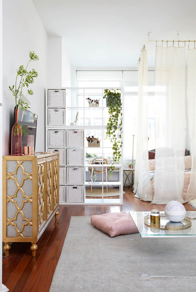 5 Design Ideas for a Fabulously Stylish Studio Apartment ...