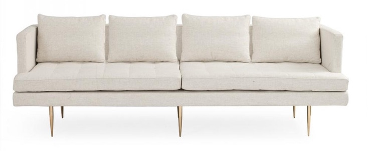 10 Sofas We Love Right Now - Luxe Organic
