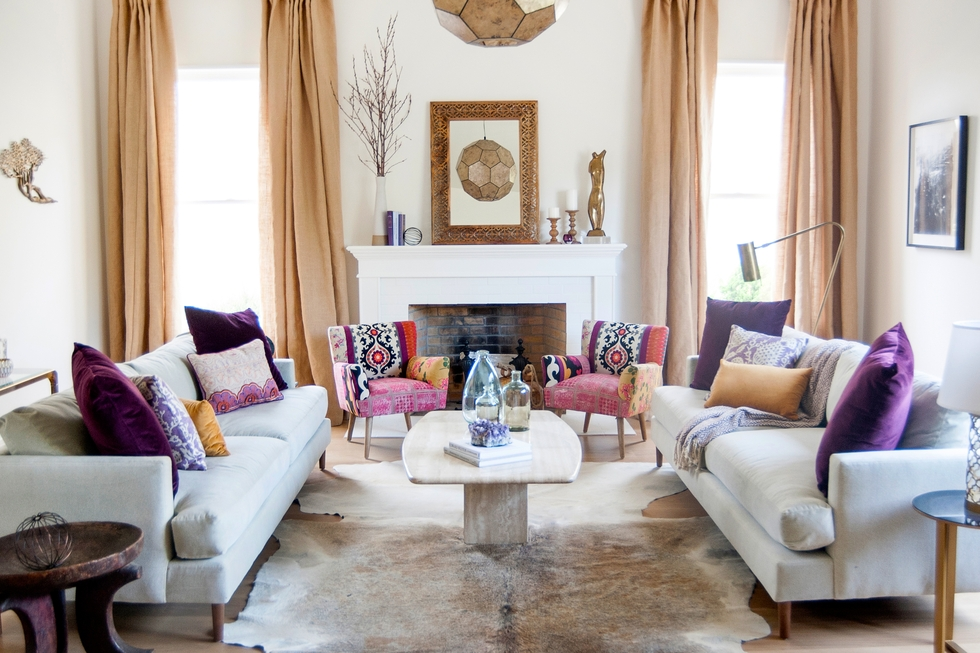Living Room Ideas: Our Top Design Tips for an Easy Decor Update
