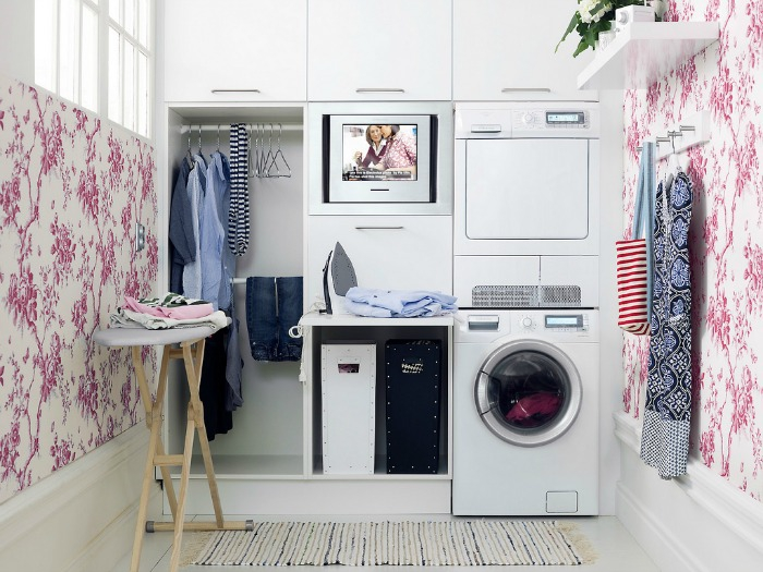 5 Ideas For Laundry Room Decorating Decorist