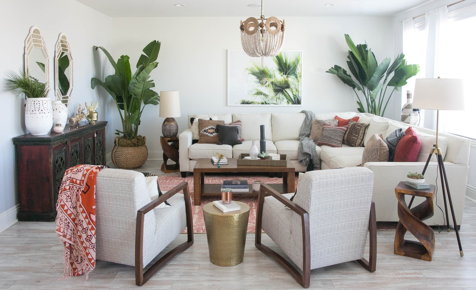 Etonnant Audrina Patridge Living Room