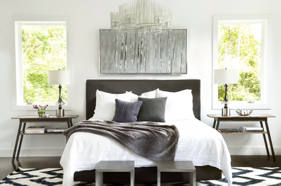 Master Bedroom Designed By Decorist Online Interior Designer Hilary Ramsey