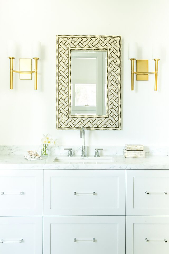 Bathroom Designed by Decorist Designer Angela Raciti
