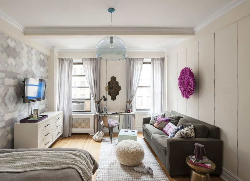 5 Tips For Designing A Stylish Studio Apartment | Decorist