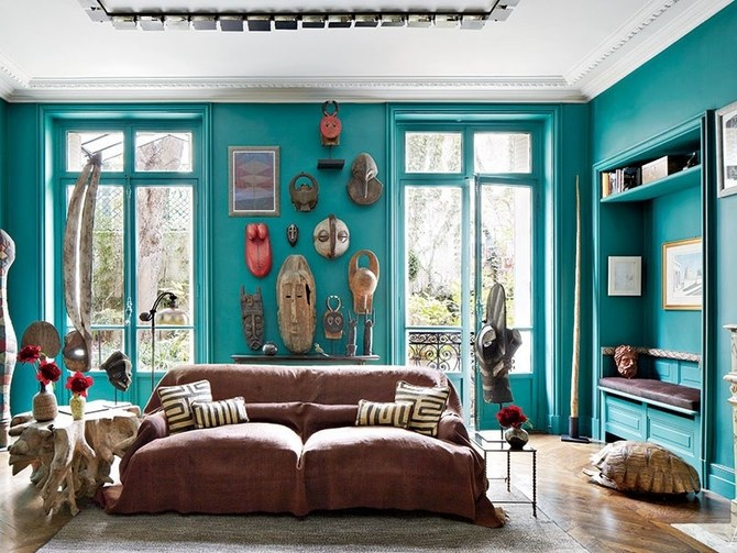 7 Paint Colors For The New Year