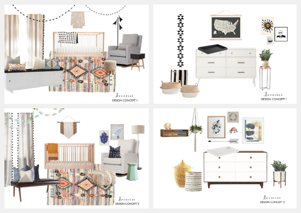 Nursery Design Concepts