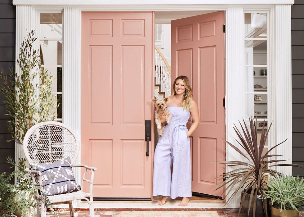 Behind the Design: Hilary Duff's Fearless Los Angeles Home