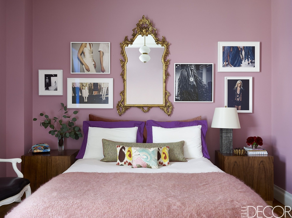 6 Ways To Decorate Your Bedroom With Pink Decorist