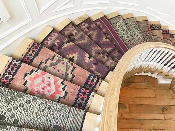 7 Chic Ways to Update Your Staircase