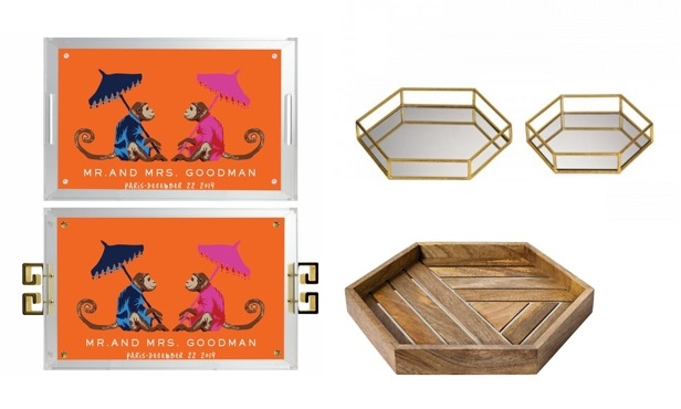 Decorative Serving Trays