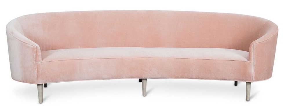 10 Sofas We Love Right Now - Art Deco Blushing