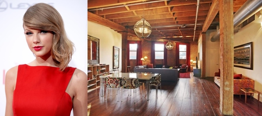 Taylor Swift Apartment