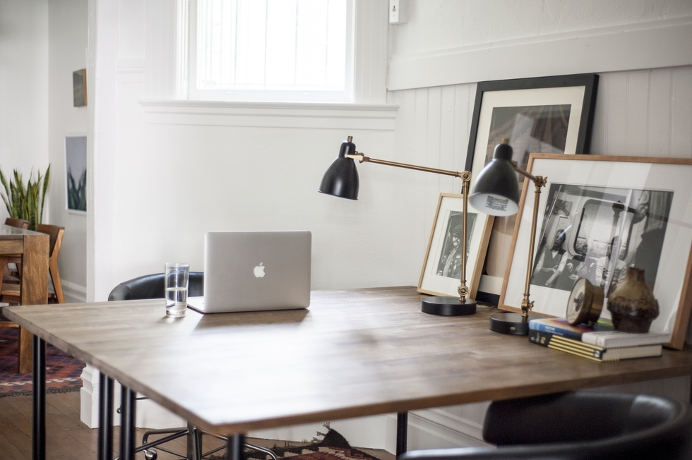 Masculine Office & Office Evolution: A Modern Day Ad Agency Gets a Fresh Creative New ...