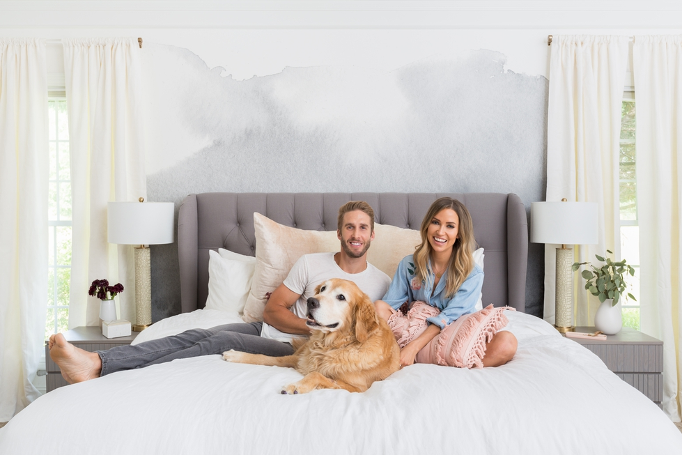 A Chic Makeover for Bachelorette Couple Kaitlyn Bristowe and Shawn Booth