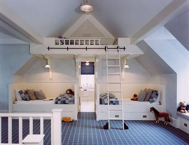 5 Ideas for Attic Decorating