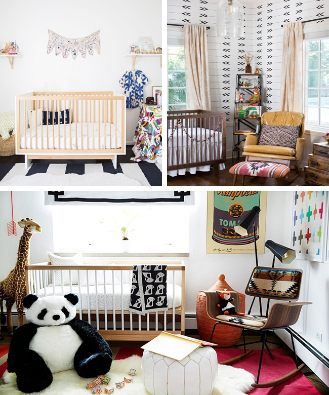 Nursery Design Inspiration Ideas