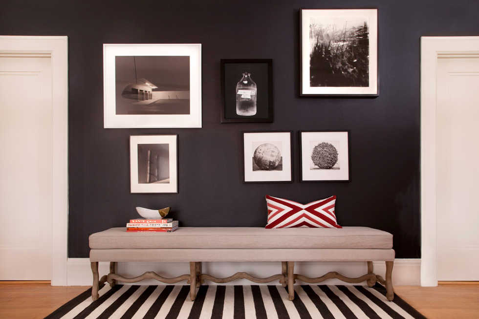 Black Wall Paint 11 paint colors you'd never paint your walls until now | decorist