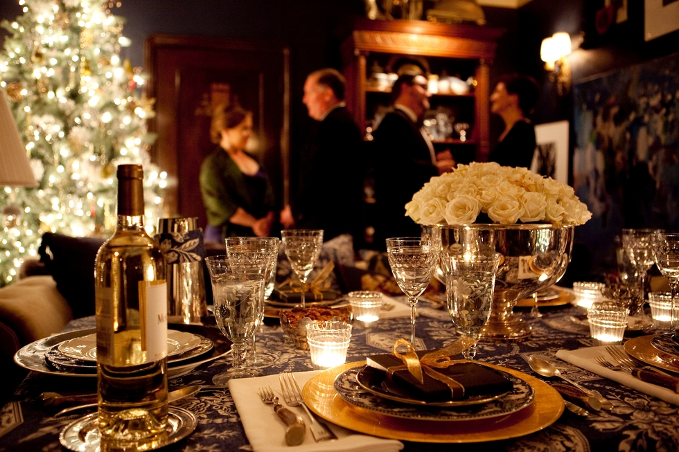 Holiday Dining Table Decor Tips