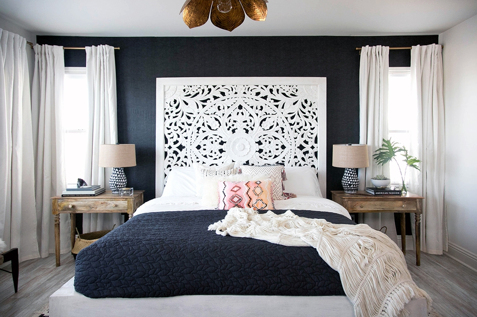 7 Eye-Catching Accent Wall Ideas to Try | Decorist