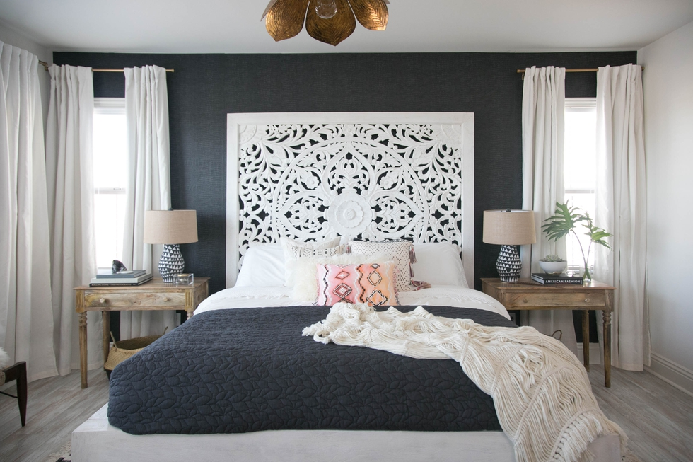 Https Www Decorist Com Blog See Audrina Patridges Master Bedroom Makeover