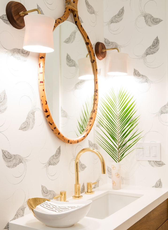 4 Rules For Styling A Small Bathroom Decorist