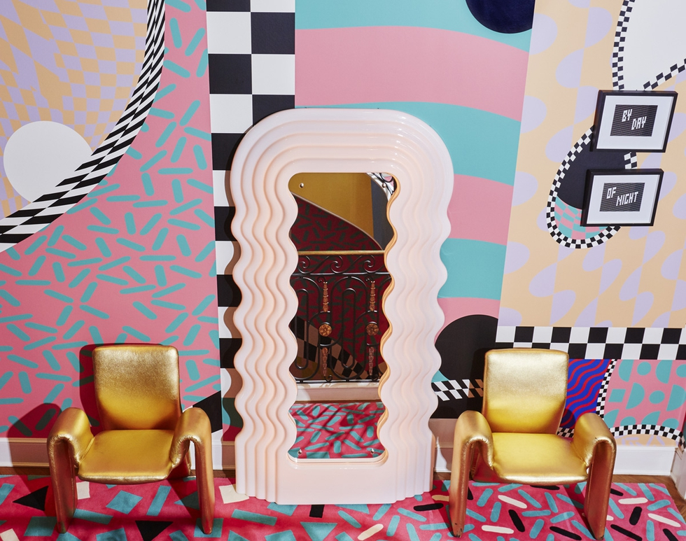 '80s Design Trends That Are Making a Comeback
