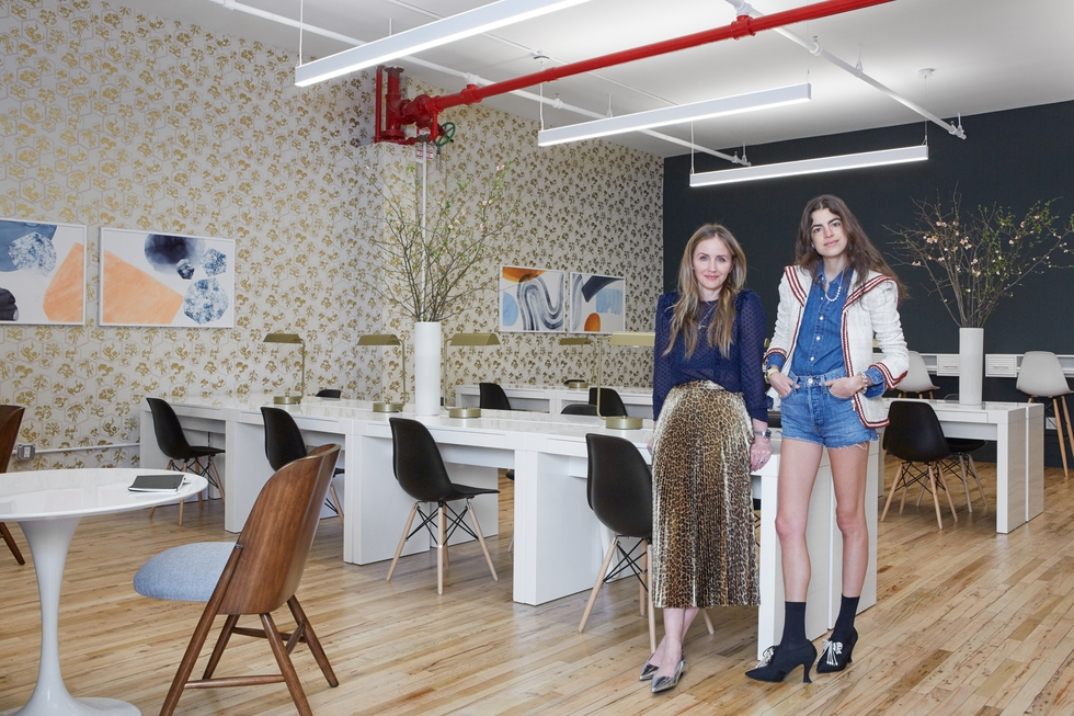 Step Inside Man Repeller's Fabulous New Office