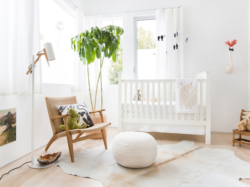5 Gender-Neutral Nursery Ideas