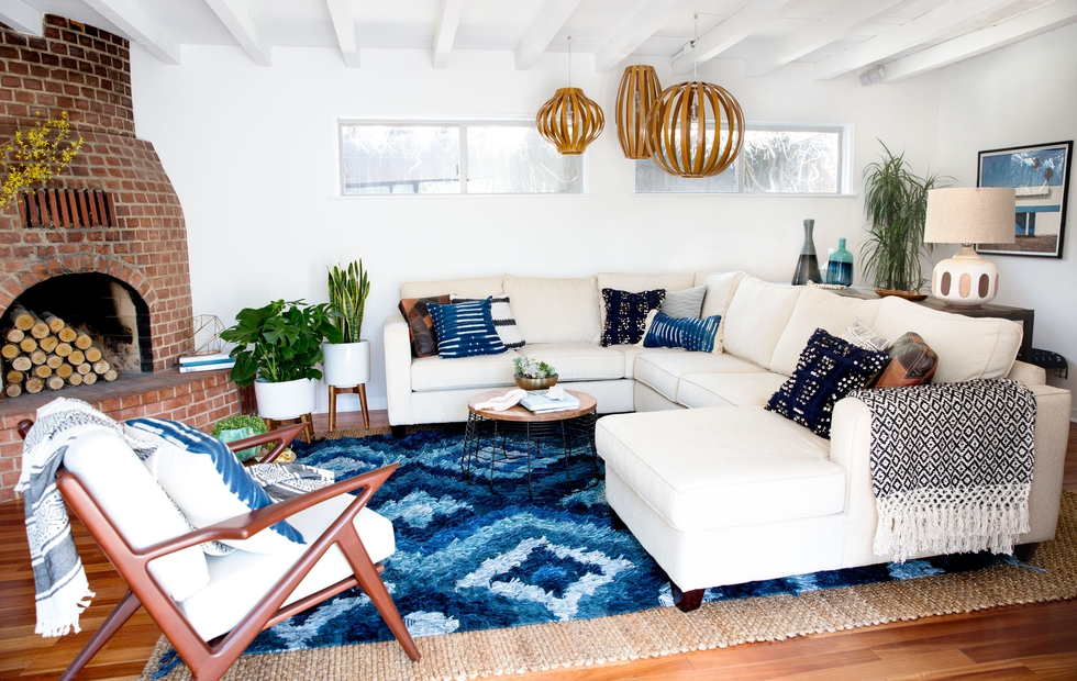 Jamie Chung Living Room With Decorist