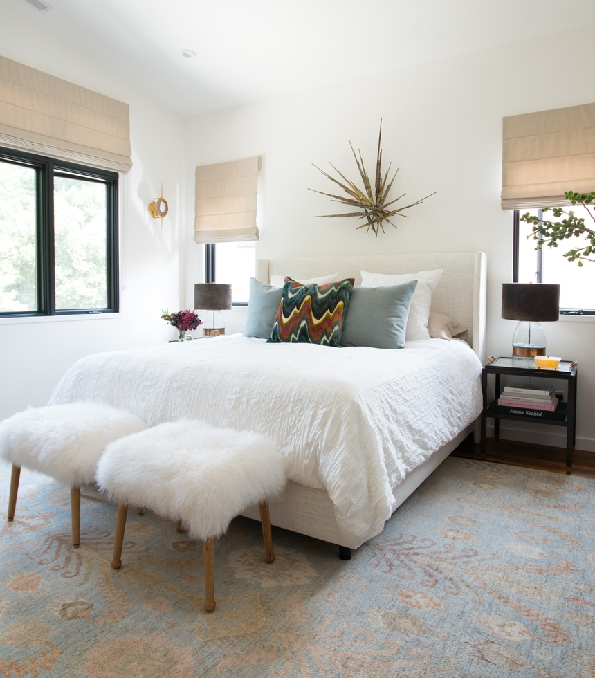 An Eclectic Bedroom Makeover By Decorist Celebrity Designer Will Wick