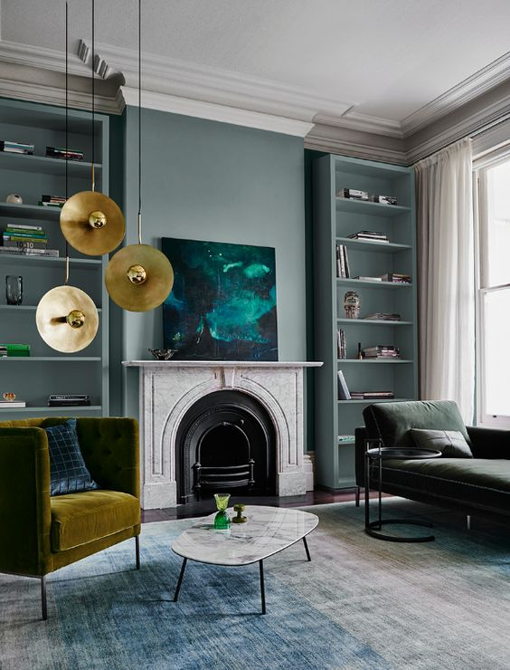 Lovely 7 Paint Colors For The New Year | Decorist PK35