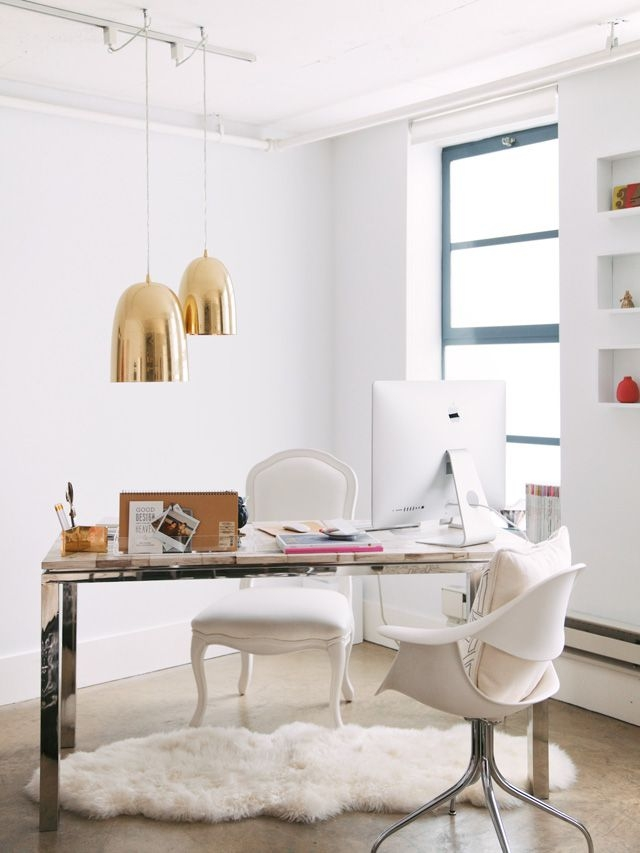 Home Office Decorating Ideas | Lighting Ideas