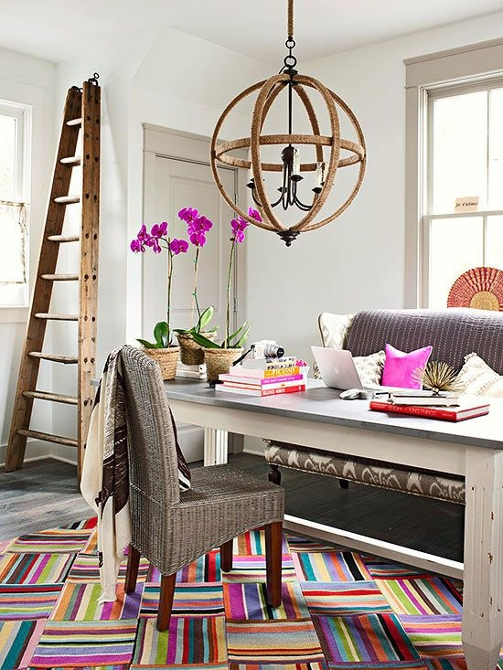 Home Office Decorating Ideas | Rug Ideas