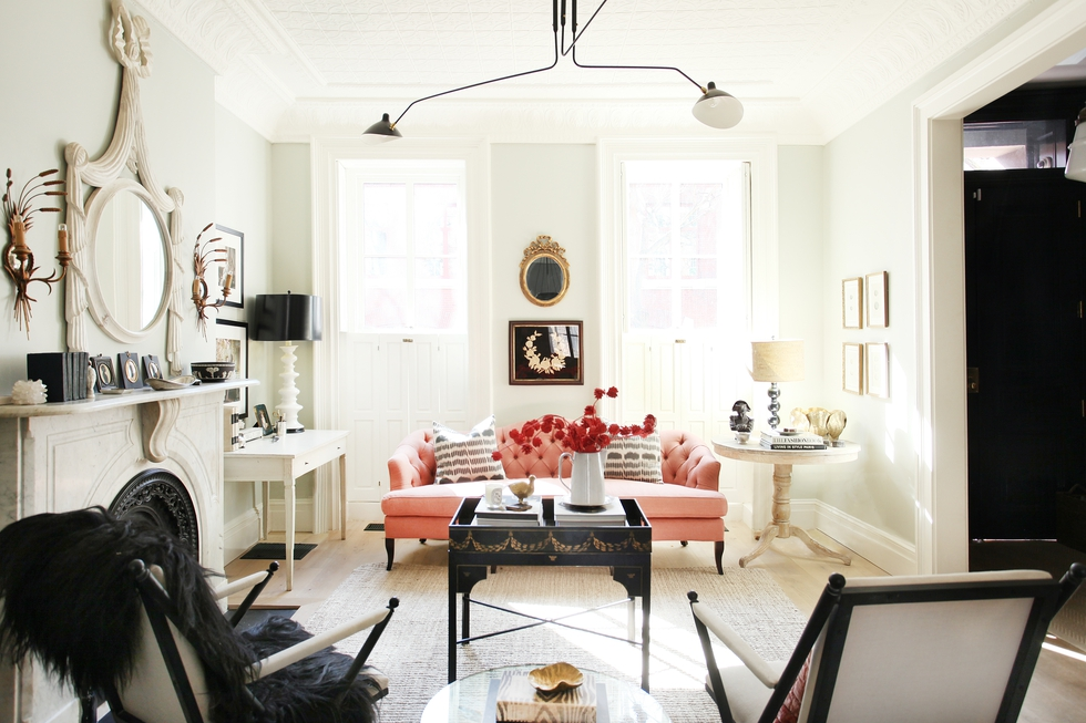 Tour a Brooklyn Townhouse by Celebrity Designer Jenny Wolf