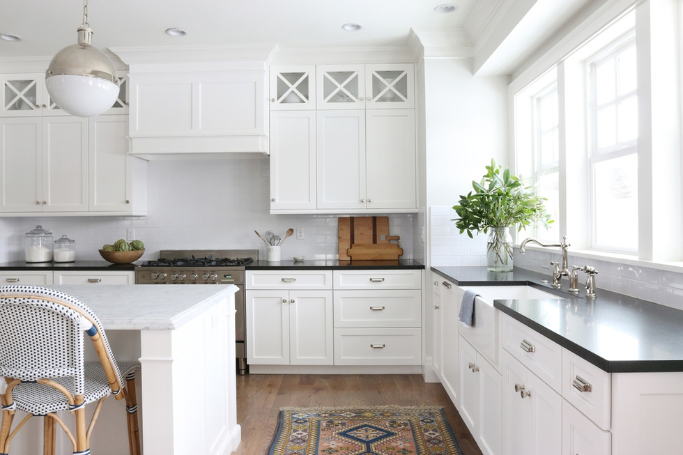 Kitchen Countertop Decorating