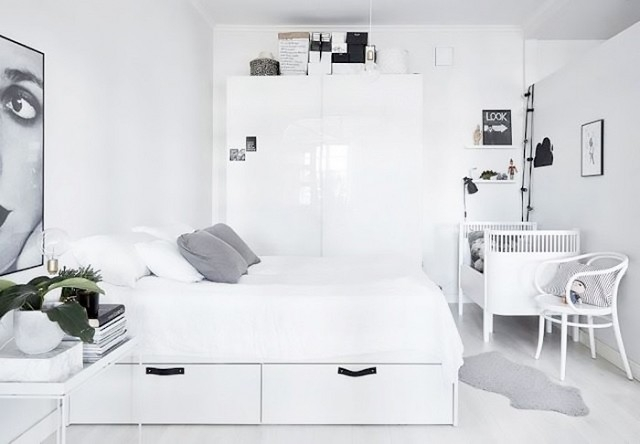 Storage Solutions in Bedroom