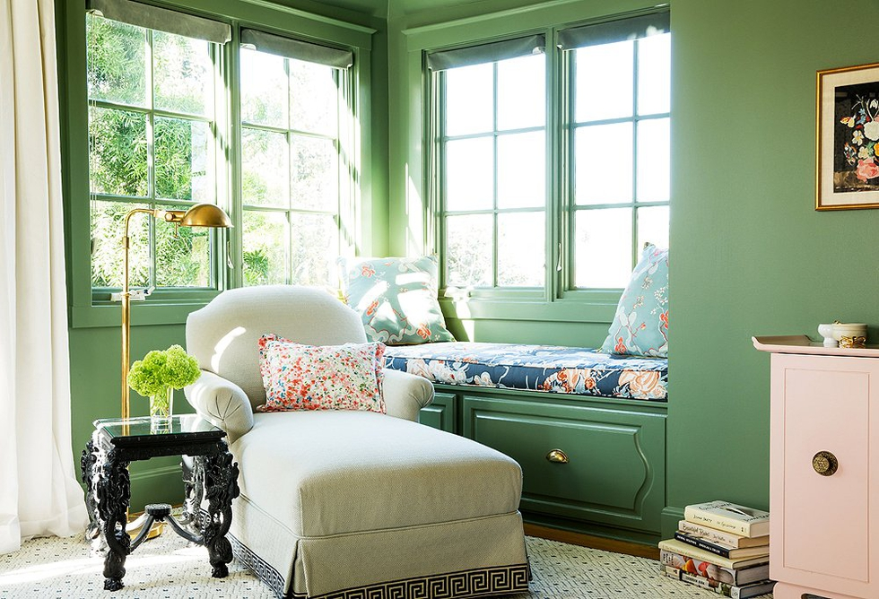 7 Designers Share Their Favorite Green Paint Colors