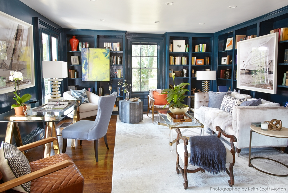 Online Interior Design Celebrity Designer Showhouse