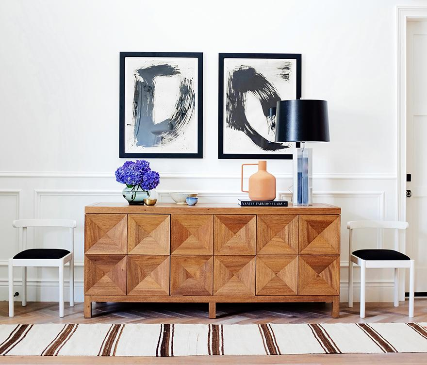 These 6 Pieces Of Colorful Furniture Are Absolute Must Haves: Follow These 6 Steps For The Perfect Entryway