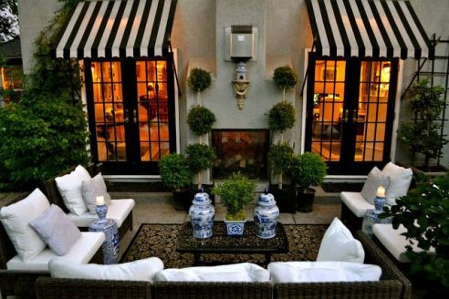 Online interior design goes outdoors an affordable patio for Outdoor patio inspiration