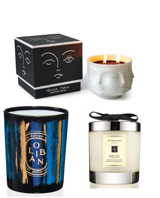 Home Decor Scented Candles